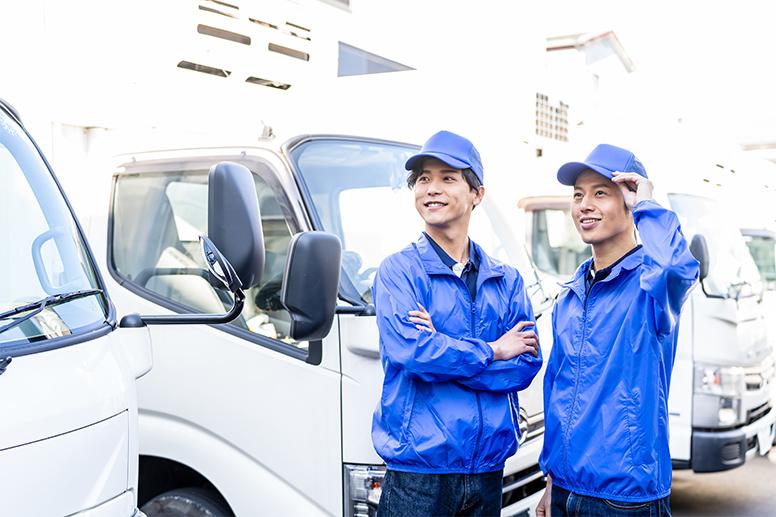 未経験からスタートできる正社員ドライバー募集!